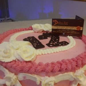עוגת בת מצווה מדולסה בר