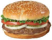 דוכן המבורגר