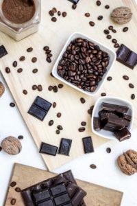 בר שוקולד וקפה