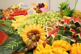 קיאק פירות לאירועים - תמונה של פירות