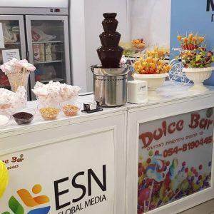 עגלת גלידה לאירועים של דולסה בר