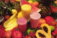 בר שייק פירות