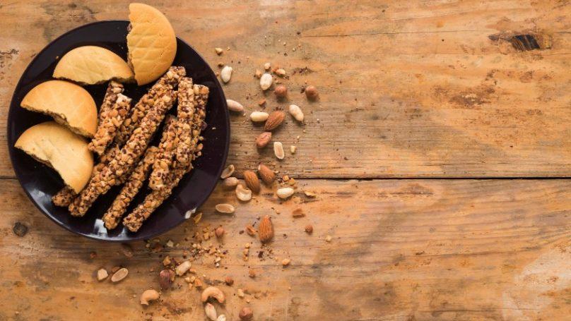 תמונה של עוגיות גרנולה דולס'ה בר